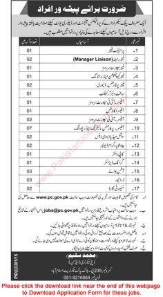 Planning Commission of Pakistan Jobs December 2015 / 2016 Application Form Download Latest - Jobs in Pakistan, Karachi, Lahore, Rawalpindi, Islamabad, Peshawar; published in Jang, Express