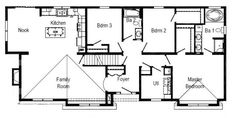 Oak Creek Floor Plans Photos additionally Manufacturers together with Guidance2010ADAstandards furthermore Apartment Floor Plans in addition Bedroom Floor Plans. on 2 bedroom mobile home layout