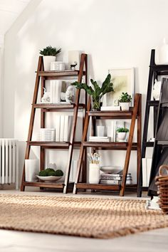 Stand. Lean. Display. Write the book on organized style. Shop all bookcases.
