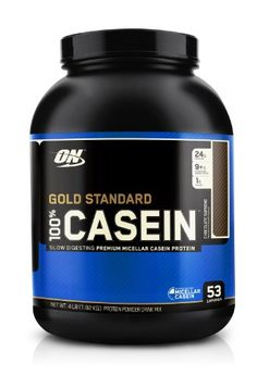 Optimum Nutrition 100% Casein Protein, Chocolate Supreme 4 Pound Optimum Nutrition 100% Casein Chocolate Supreme Top 10 Sports Nutrition Products Optimum Nutrition Gold Standard Casein Protein Review (Chocolate Peanut Butter) Dymatize Nutrition Elite Casein Muscle-building Amino Acids Try This or That: Casein [Tip #3] Optimum Nutrition 100% Whey Gold Standard, 5 Pound Review   Best Whey Protein Optimum Nutrition Platinum Hydro Whey Review Supreme