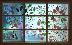 We brought a bit of the garden inside a few days ago, making another flower stained glass window—this time for the kitchen door. As before we used flower petals and contact paper. Super easy! And flowery beautiful, of course. Sometimes we like our bouquets two dimensional. I also like how it provides a level of... Read More »