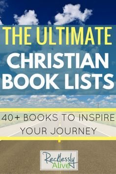 I have found that one of the best ways to grow and challenge my faith is to read…