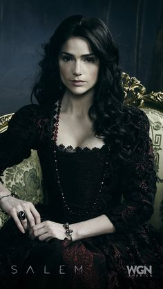 """Witches are real.  """"Salem"""" Season 2 – Sunday, April 5 at 10/9c on WGN America"""
