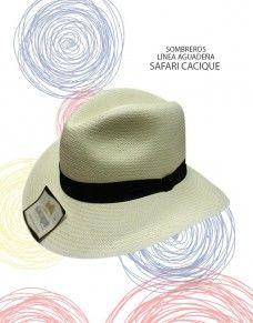 Línea Aguadeños - Sombreros y Ponchos de Colombia