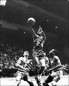 Sam Jones, Boston Celtics.