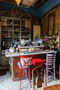 Café Budapest, Mexico City