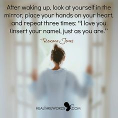 Just as you are... https://healthruwords.com/inspirational-pictures/just-as-you-are/   #selflove #mindfulness #heartfulness #HealThruWords