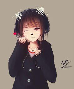รูปภาพ anime girl