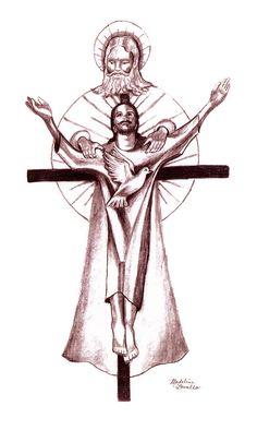 Holy Trinity Drawing