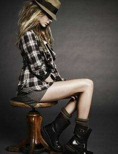 i <3 flannel
