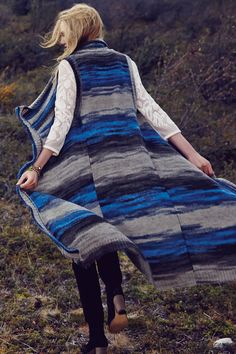 #Spacedye #Sweater #Vest #Anthropologie