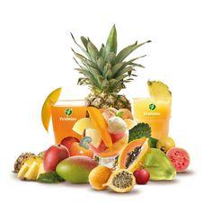 Assortimento di Frutta Tropicale di Fruteiro do Brasil #Fruttatropicale #fruteirodobrasil