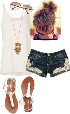 Cute Shorts Outfit Ideas crafting in the rain aztec sweaters in 2019 summer Cute Shorts Outfit Ideas. Here is Cute Shorts Outfit Ideas for you. Cute Shorts Outfit Ideas 51 spring clothes you will want to keep spring fashion. Cute Fashion, Look Fashion, Teen Fashion, Womens Fashion, Feminine Fashion, Ladies Fashion, Komplette Outfits, Casual Outfits, Fashion Outfits