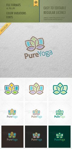 Great Logo for Yoga industries in just $10