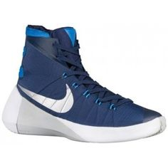 24ef3041bc57 Nike Men s Hyperdunk 2015 Basketball Shoe HyperfuseImported Rubber sole  Hyperfuse construction for lightweight breathability Flywire cables enhance  the fit ...