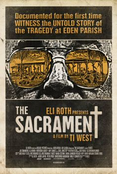 """New Clip from Ti West's 'The Sacrament' Suggests You """"Take It"""""""