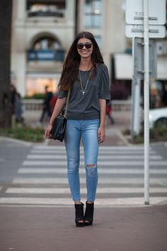 Street Style: Cannes