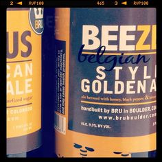 Photo by mushroomcloud2 #showusyourbru http://www.bruboulder.com/bru-handbuilt-beer-events/ #BRU