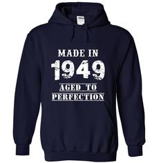 Made in 1949 Shirt. If you dont like this Tshirt, please use the Search Bar on the top right corner to find the best one for you. Simply type the keyword and hit Enter!