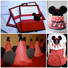 Image detail for -Re: Mickey/Minnie Mouse Birthday Party Decorating HELP