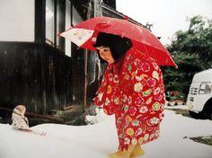 Mirai-chan by kotori kawashima 「未来ちゃん」. This kid is so cute I can't stand it. Beautiful photography.