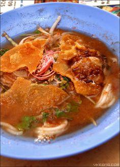 Jawi Laksa Malaysian Cuisine, Laksa, Thai Red Curry, Health, Ethnic Recipes, Food, Health Care, Malaysian Food, Essen