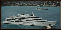 katara yacht   My World in Pennsylvania: Oasis of the Seas -- Katara