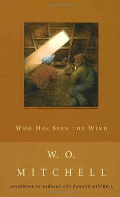 Who Has Seen the Wind by W.O. Mitchell http://www.amazon.ca/dp/077103475X/ref=cm_sw_r_pi_dp_0774tb1DQDRDW