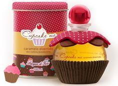Cupcake Feelings: Cheirinho de cupcake no ar!