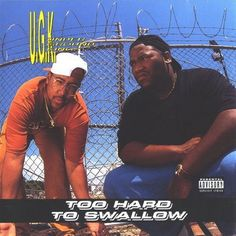 Today in Hip Hop History:UGK released their debut album Too Hard. Today in Hip Hop History: UGK released their debut album Too Hard To Swallow November 10 1992 Rap Music, Good Music, Classic Hip Hop Albums, Southern Hip Hop, Pimp C, Rap City, Rap Album Covers, Hip Hop Classics, Rap Albums