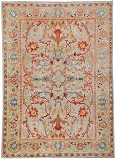 Northern Indian Rug. Perfect colors