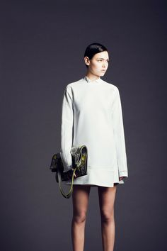Gabriele Colangelo | Pre-Fall 2014 Collection | Style.com #Fashion #Minimalist #Minimalism