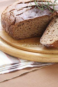 Una finestra di fronte: Pane alle castagne (senza impasto)