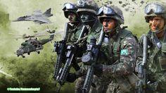 Brazilian Armed Forces 2016 - Forças Armadas do Brasil 2016 Muito Mais q...