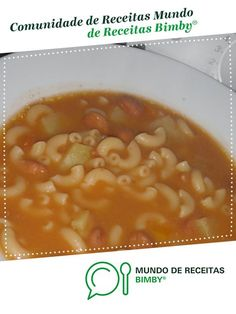 Portuguese Recipes, Portuguese Food, Soup And Sandwich, Sandwiches, Beans, Food And Drink, Yummy Food, Healthy Recipes, Vegetables