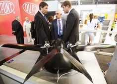 Chirok aerial and amphibious drone unveiled in Russia