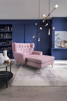 Love the colours! #richfashion.com #unique #style #love #house #home #interiordesign #chairs