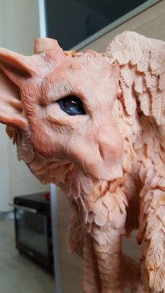 Trico The Last Guardian statue / sculpture by Art of Chiara