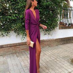 Evening Dresses, Prom Dresses, Formal Dresses, Elegant Dresses, Pretty Dresses, Elegantes Outfit, Dress To Impress, Ideias Fashion, Fashion Dresses