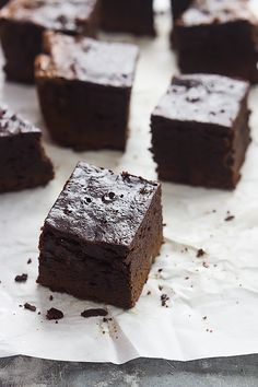 This recipe for Fudgy Slow Cooked Brownies will show you how to make homemade brownies in your slow cooker