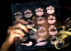Cassandra Leopold - scannography - ScanArt - scanography - Scanner Art