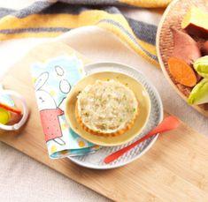 Recette bébé : Patate douce-endive en duo | Blédina