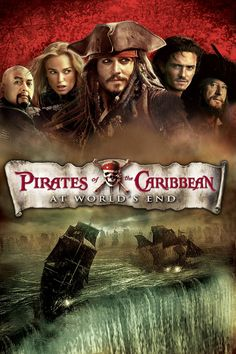Pirates of the Caribbean: At World's End (2007) - Watch Movies Free Online - Watch Pirates of the Caribbean: At World's End Free Online #PiratesOfTheCaribbeanAtWorldsEnd - http://mwfo.pro/10570