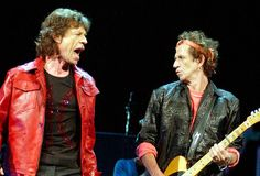 Keith Richards and Mick Jagger have worked together for many decades - but the truth about their relationship is now coming out. Description from theguardian.com. I searched for this on bing.com/images