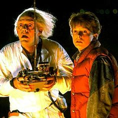 Finding the locations of Back to the Future!