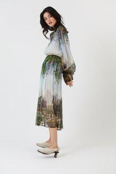Hera dress - Jardin Suspendu