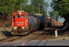 RailPictures.Net Photo: GTW 4616 Grand Trunk Western EMD GP9R at Pontiac , Michigan by Steve Davey
