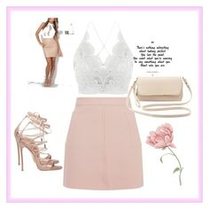 """Untitled #14"" by thesnow977 ❤ liked on Polyvore featuring Topshop, Dsquared2 and Charlotte Russe"