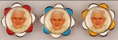 His Holiness Saint Pope Francis I Jorge Mario Bergoglio gifts and souvenirs page. We have a selection of Pope Francis Rosaries, prayer cards, medals and statues. Pope Benedict, Saint Christopher, Car Magnets, Prayer Cards, John Paul, Pope Francis, Statue, Sculpture