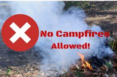 RT44:  Is it Time to Have 'No Campfire' Zones in RV Parks?